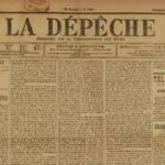 La lettre de Jean Jaurès aux instituteurs et aux institutrices (1888)