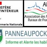 La Gendarmerie Nationale, PanneauPocket et l'Association des Maires Ruraux de France concluent un partenariat relatif à la prévention et l'alerte des populations rurales via la plateforme PanneauPocket