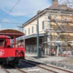 Reprise du train de la Mure – article du DL du 23/03/2021