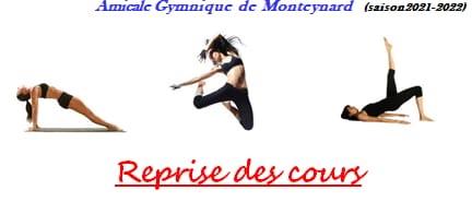 Amicale Gymnique de Monteynard – reprise des cours