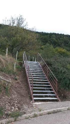l'escalier de la Condamine